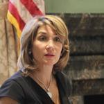 Lieutenant Governor Karyn Polito says she will focus on homelessness, domestic violence, and empowering women.